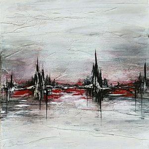 Abstrakte Malerei Kunst Bilder Gemaelde Original