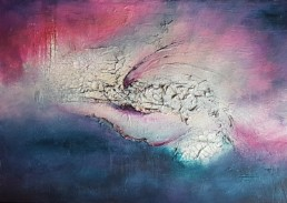 Sweet dreams Bild 70x100 cm Bilder abstrakte Gemälde