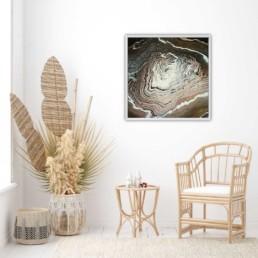 bild abstrakt kunst original gemaelde wandbil