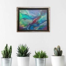 Abstrakte Malerei Kunst Bilder